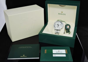 新品 ROLEX  デイトナ 116520 白 SS シール付