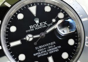 ロレックスROLEX サブマリーナ デイト 116610LN S番 自動巻 保証書