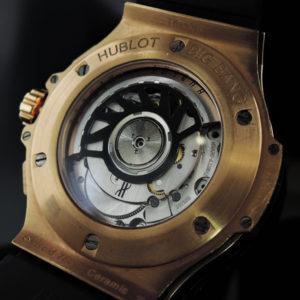 HUBLOT ビッグバン 341.PB.131.RX ピンクゴールド 付属品有 【委託時計】