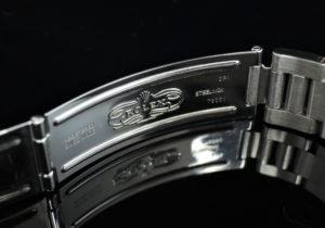 オイスターパーペチュアル エアキング 14000M D番 黒文字盤 【委託時計】