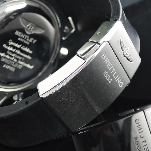ベントレーGMT A47362 クロノグラフ 保証書有 中古時計