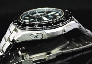CASIO オシアナスOCW-P600  クロノグラフ ソーラー電波時計