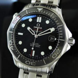 シーマスター プロフェッショナル コーアクシャル 212.30.41.20.01.005 ジェームズ・ボンド「007」50周年記念モデル