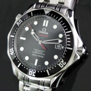 シーマスター 212.30.41.20.01.001 ジェームズ・ボンド『007』2008年モデル 世界限定10,007本 【委託時計】