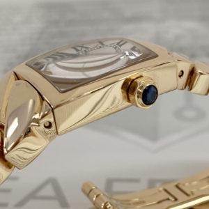 カルティエ Cartier ラドーニャ SM W6400301 クオーツ 22.0mm ピンクゴールド レディース J2480