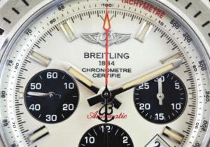 BREITLING AB014425 クロノマット41 保証書有 cz2494 【委託時計】