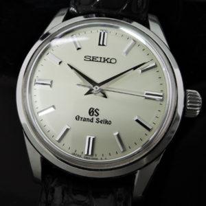 グランドセイコー GS SBGW031 9S64-00A0 手巻き メンズ腕時計 箱・保証書付 美品 【中古時計】