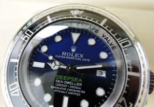 ROLEX シードウェラー ディープシー Dブルー116660★2016年2月ギャラ【新品】