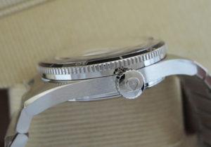 新品 OMEGA シーマスター300コーアクシャル マスタークロノメーター1957トリロジー 60周年記念 世界限定3557本 メンズ腕時計 SS 箱 保証書 説明書 【委託時計】