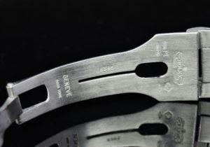 ROLEX デイデイト 18206A A番 プラチナ 10Pダイヤ 付属品有