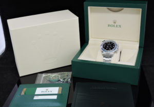 ROLEX デイトナ 116520 ランダム 黒  2016/3月 新品