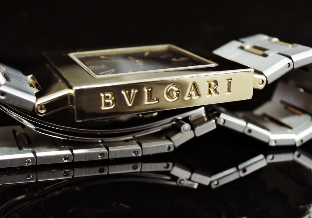 huge selection of 8235b ab866 BVLGARI クアドラードSQ29G クオーツ 時計 YGxSS 美品 IT3704 ...