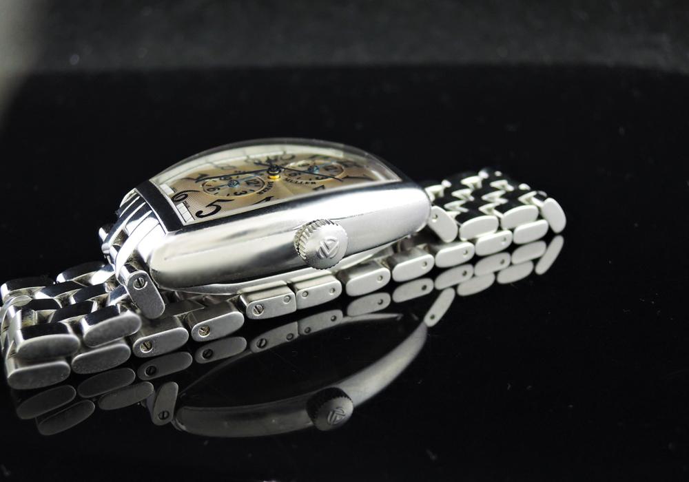 FRANCK MULLER マスターバンカー 5850MB SS 保証書有 【委託時計】