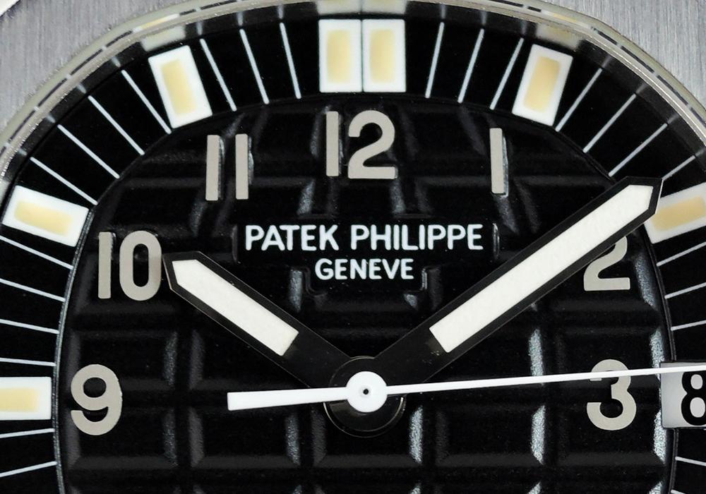 PATEKPHILIPPE 5065A-001 アクアノート ラージ SSxラバー 生産終了モデル