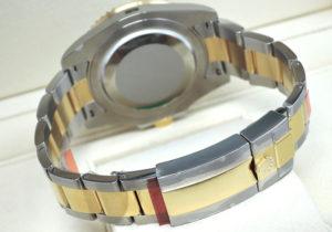 未使用品 ROLEX GMTマスター2 116713LN コンビ 保証書有 保護シール付