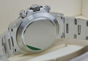 新品 ROLEX 新型デイトナ 116500LN 白 保証書有 保護シール有 【委託時計】