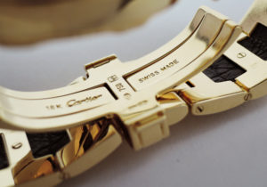 CARTIER パシャ38mm グリッドダイヤ 18KYG 定価800万 生産終了希少モデル 【委託時計】
