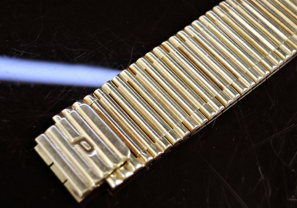 PIAGET 18KYG 手巻き 金文字盤 アンティーク 【委託時計】