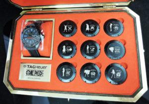 新品 TAG Heuer アクアレーサー ファントム ワンピース スペシャル エディション 「コレクターズボックスエディション」限定100セット 【委託時計】