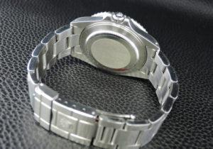 ロレックス ROLEX GMTマスター2 16710 P番 黒赤ベゼル 40mm Cal.3185 パワーリザーブ48時間 保証書
