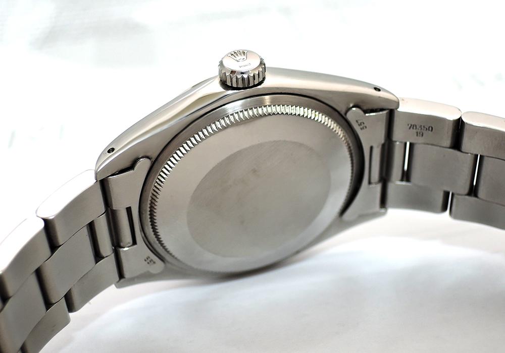 ROLEX オイスターパーペチュアルデイト 1500 3~番 男性用 自動巻 シルバー文字盤 【委託時計】
