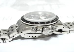 TUDOR クロノタイム 79260 クロノグラフ メンズ 自動巻 黒文字盤 【委託時計】