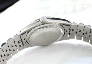 ROLEX デイトジャスト 16234 E番 18KWGxSS アイボリーローマン 【委託時計】