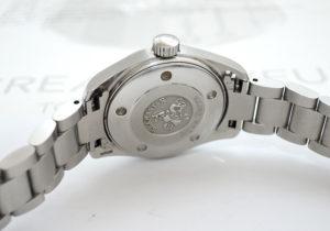 OMEGA シーマスター アクアテラ 2577.30 クォーツ レディース 11/2003 保証書有 【委託時計】