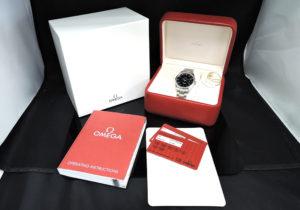 OMEGA シーマスター アクアテラ 2517.50 クォーツ メンズ 保証書付 【委託時計】