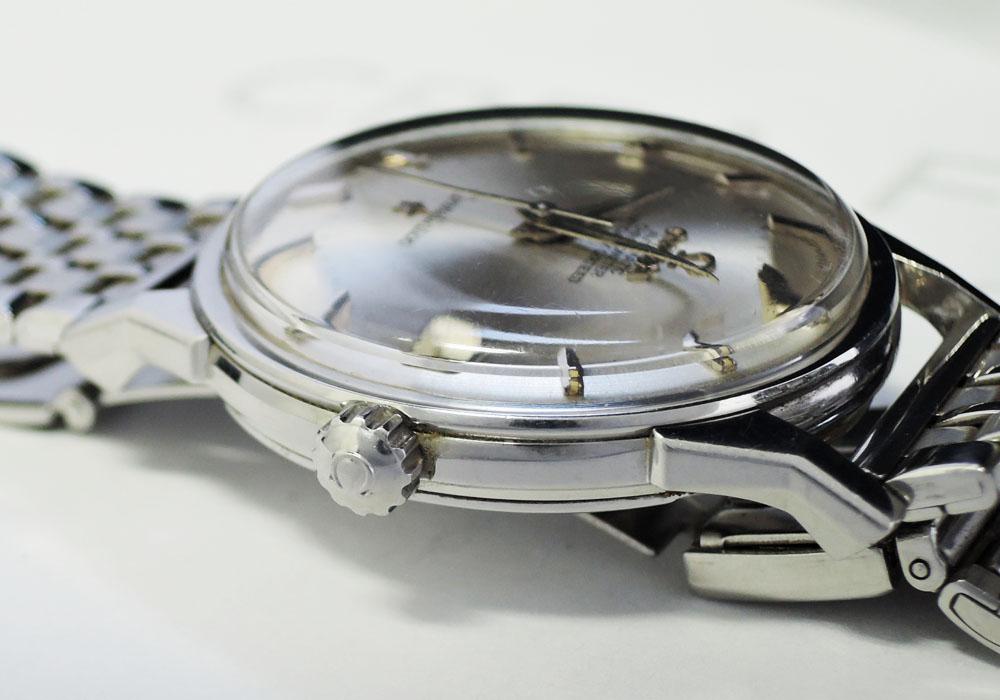 OMEGA コンステレーション 12角 男性用 シルバー文字盤 自動巻 SS 【委託時計】