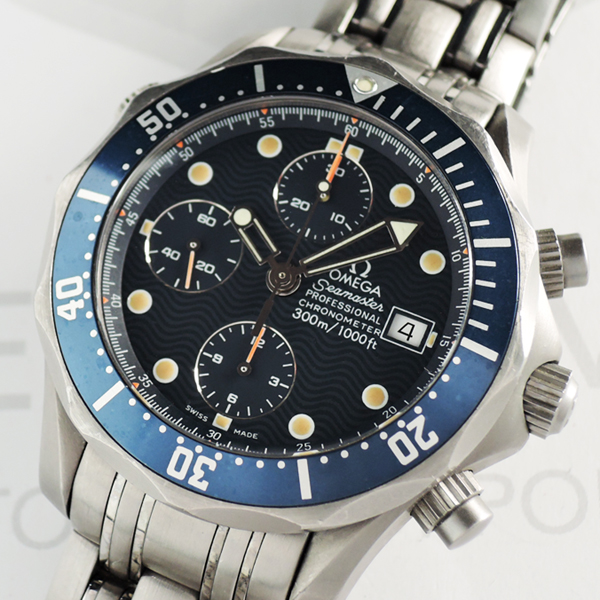 buy online 2a629 7a035 OMEGA シーマスター 2298.80 プロフェッショナル 300 クロノ ...