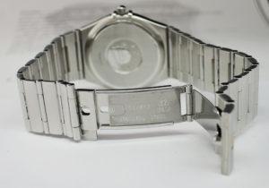OMEGA コンステレーション 1512.40 メンズ クオーツ デイト 保証書有 【委託時計】