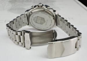 TAG HEUER 200 フォーミュラー 1 CA1210 クロノグラフ ステンレススチール クォーツ メンズ 時計 【委託時計】