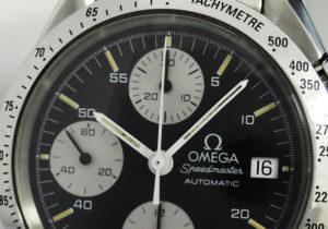 OMEGA スピードマスター デイト 3511.50 クロノグラフ 自動巻 パンダダイヤル 【委託時計】