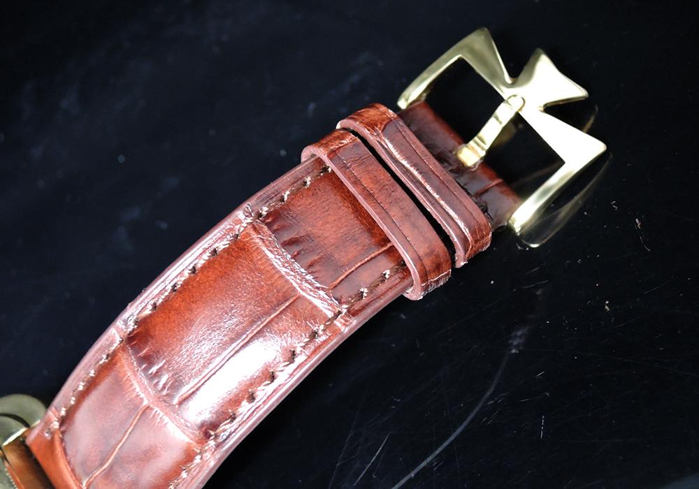 VACHERON CONSTANTIN トレド 1952 47300/000J-9065 自動巻 18Kイエローゴールド メンズ腕時計 スモールセコンド トリプルカレンダー ムーンフェイズ 保証書 箱 【委託時計】