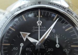 新品 OMEGA 1957トリロジー スピードマスター 311.10.39.30.01.001 リミテッド 世界限定3557本 メンズ腕時計 SS 自動巻 箱 保証書 説明書 【委託時計】
