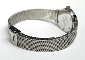 OMEGA シーマスター アンティーク レディース時計 手巻き シルバー文字盤 ステンレス 【委託時計】