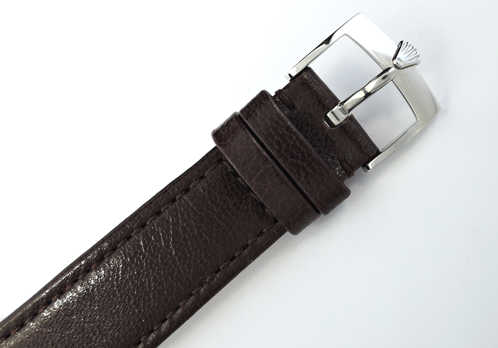 ROLEX オイスターデイト 6919 シルバー文字盤 アンティーク 手巻 ステンレス メンズ腕時計 日本ロレックス修理 OH済 保証書 【委託時計】