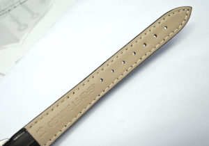 ROLEX オイスターパーペチュアル デイト SS アンティーク ボーイズ腕時計 自動巻 社外ストラップ 【委託時計】