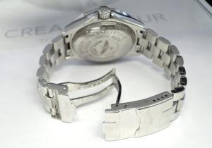 BREITLING スーパーオーシャン A17340 メンズ 時計 自動巻 青文字盤 【委託時計】