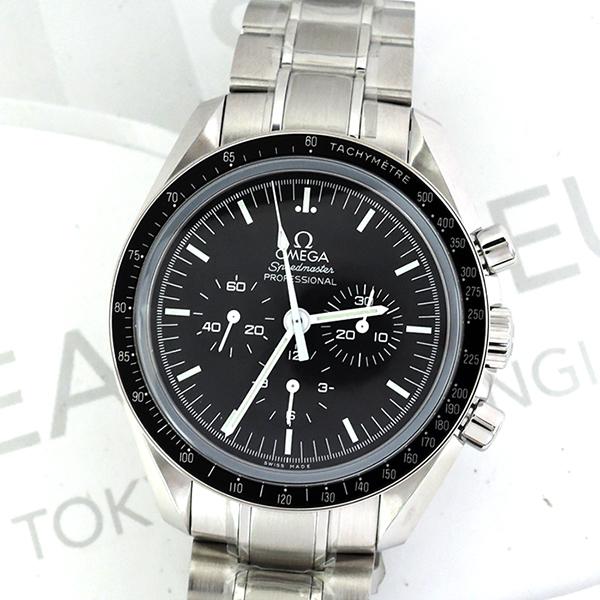 buy online f9608 f58a9 OMEGA スピードマスター ムーンウォッチ プロフェッショナル ...