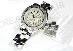 BREITLING コルト A17380 クロノグラフ 自動巻 メンズ 時計 【委託時計】