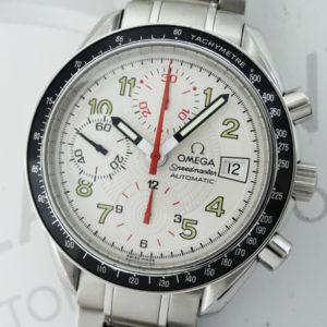 OMEGA スピードマスター マーク40 3513.33 メンズ 腕時計 自動巻 クロノグラフ 保証書 【委託時計】