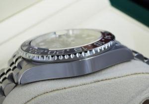 ROLEX GMTマスターⅡ 126710BLRO メンズ 時計 保証書 未使用 2018年新作 【委託時計】