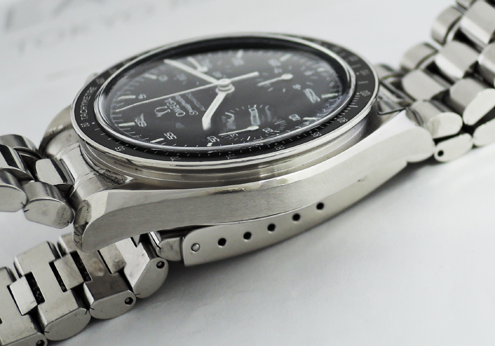 OMEGA スピードマスター 3510.50 クロノグラフ SS 黒文字盤 自動巻 【委託時計】