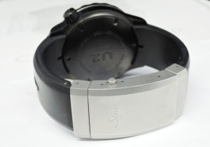 Sinn U2.S 2000m防水 自動巻 黒文字盤 【委託時計】