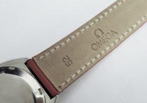 OMEGA クロノストップ ジュネーブ ヴィンテージ メンズ 時計 手巻 グレー文字盤 【委託時計】