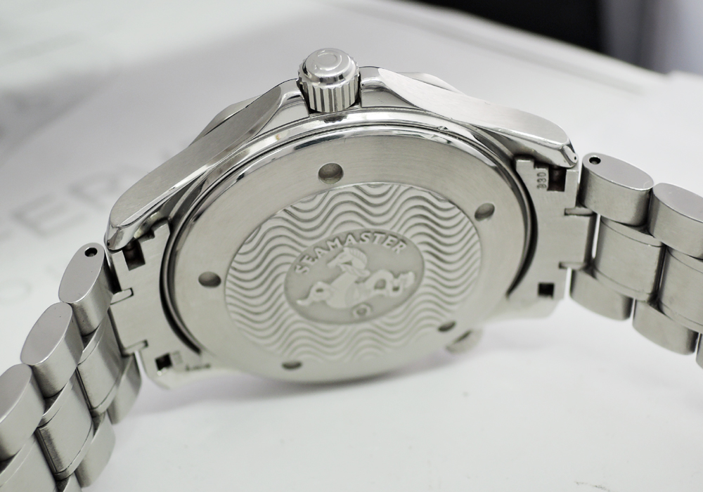 OMEGA シーマスタープロフェッショナルダイバー300m 2254.50 自動巻 黒文字盤 メンズ 時計 【委託時計】