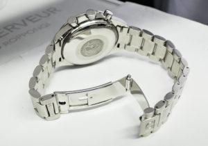 OMEGA スピードマスター デイト 3513.50 クロノグラフ 自動巻 黒文字盤 【委託時計】