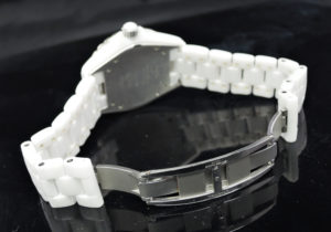 CHANEL J12 H0969 レディース 腕時計 セラミック ベゼルダイヤ 【委託時計】